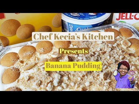 OMG! Banana Pudding