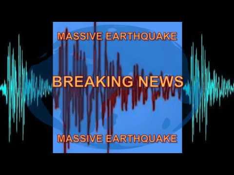 Massive Earthquake Strikes Kirakira, Solomon Islands January 19, 2017
