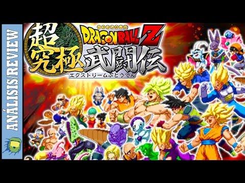 Análisis Dragon Ball Z Extreme Butoden / Review / Regreso a lo Retro, Pero ¿Con Buen Pie?