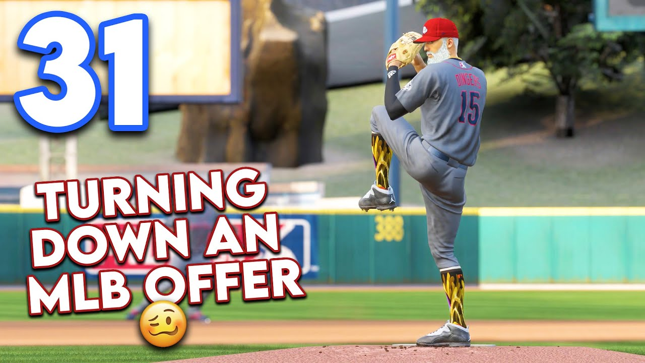 Download MLB 21 Road to the Show - Part 31 - I TURNED DOWN A CALL UP OFFER