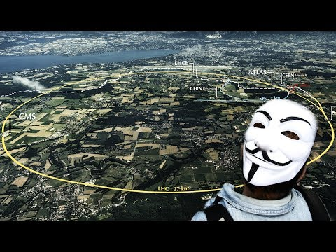 Anonymous - They Aren't Going to Tell You About This! (CERN