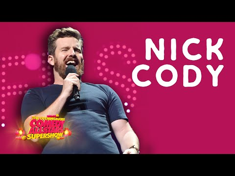 Nick Cody – 2019 Melbourne Comedy Festival Opening Night Comedy Allstars Supershow