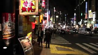 Tokyo night 夜