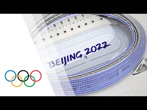 Beijing 2022 ice venue cooling system to reduce carbon footprint of Olympic Games