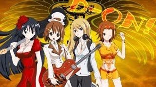 Anime Mix AMV ♫ D-ON!