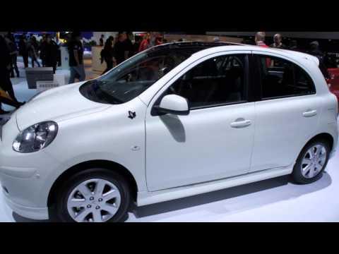 Paris 2012 Nissan Micra Elle Cars Collection