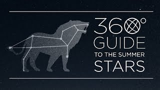 How To Find The Summer Constellations (360)
