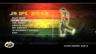 PEPSI IPL 6 PATCH FOR EA CRICKET 07