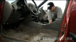 How To Remove Pet Hair And Odor From Your Car Or Truck  - Ericthecarguy