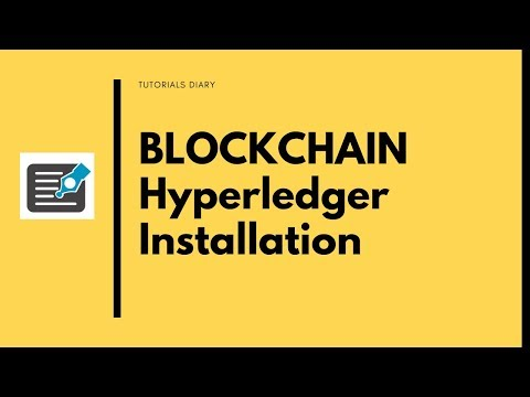Blockchain Tutorials | Hyperledger Fabric | Hyperledger Fabric Installation