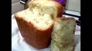 Молочный хлеб в хлебопечке ENDEVER MB-54