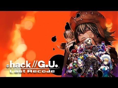 .hack//G.U. Last Recode Launch Livestream | PS4, PC
