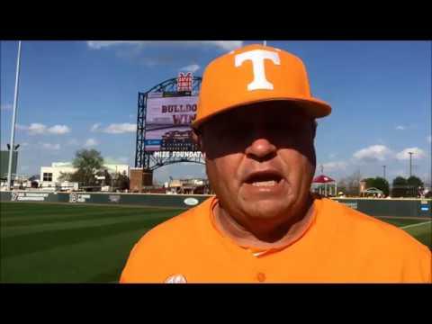 Tennessee Baseball | Dave Serrano Postgame (3.26.17)