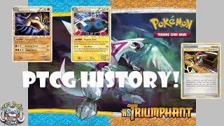 Pokémon TCG History: Triumphant (HeartGold SoulSilver)