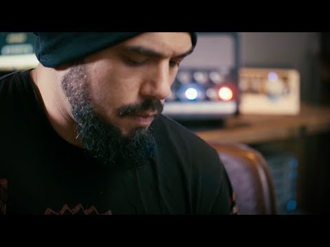 Marc Rizzo From Soulfly On BIAS Head Amplifier