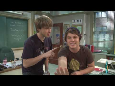 Disney and Nick Stars Sterling Knight & Matt Shively talk funny  reactions