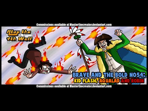 Brave and the Bold #54 - Atop the Fourth Wall