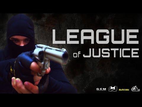 League of Justice (krátky film)