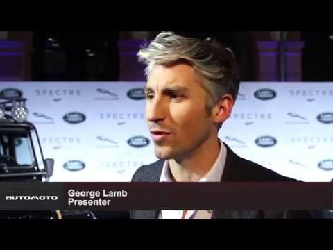 Interview with George Lamb, Presenter, Jaguar Land Rover | AutoMotoTV