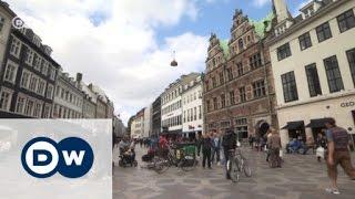 By bike through Copenhagen | Euromaxx