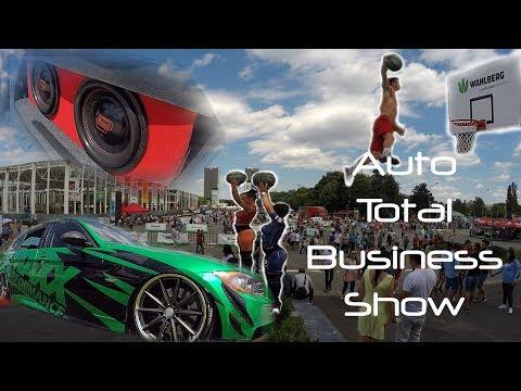Auto Total Business Show   Editia 2017   Romexpo   GoPro