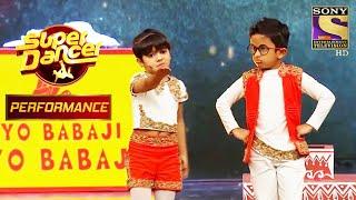 Aakash और Vaishnavi के Act से Ganesh Acharya अत्यंत खुश | Super Dancer Chapter 2