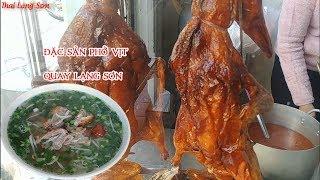 PHỞ VỊT QUAY LẠNG SƠN ăn một lần nhớ mãi I Thai Lạng Sơn