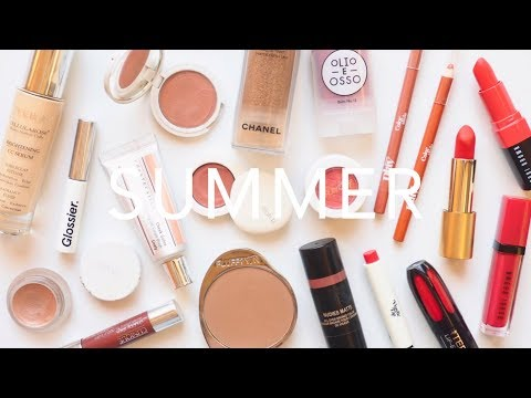 Summer Makeup | Glowing, Fresh Routine thumbnail