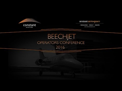 Beechjet Operators Conference 2016 | Constant Aviation