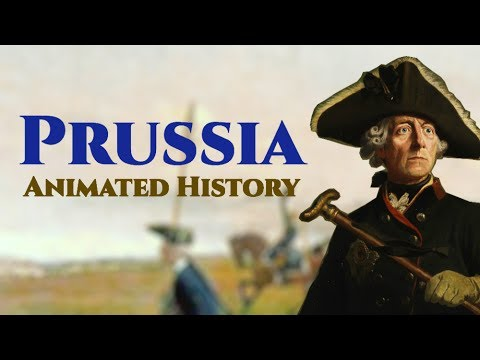 Prussia: Animated History (Part 1)