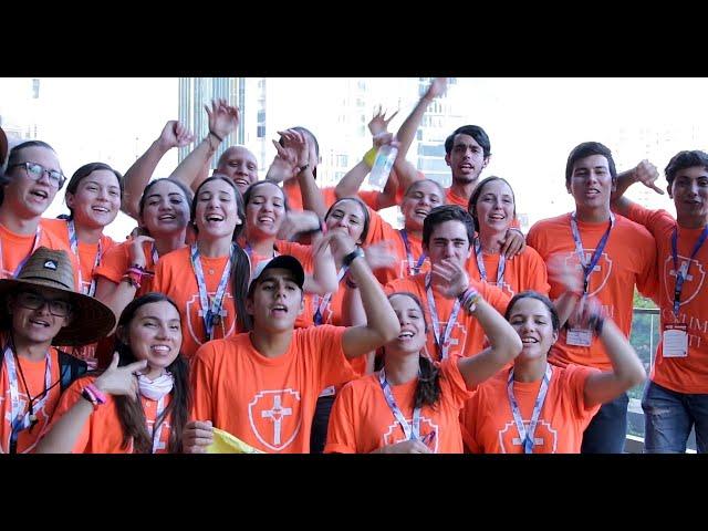 Jóvenes del Regnum Christi cuentan su experiencia en la JMJ de Panamá 2019 #regnumchristi #familiaRC