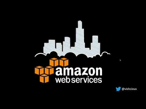 GIS in the AWS Cloud for Local Government
