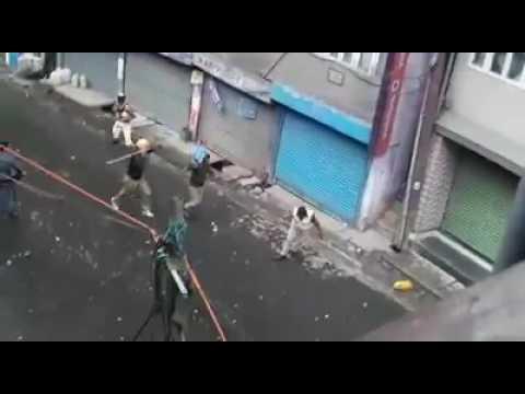 Darjeeling people (Gorkha) fights back