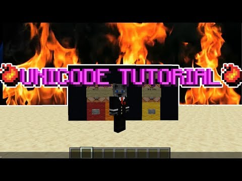 How to add Custom Characters/Fonts to Minecraft