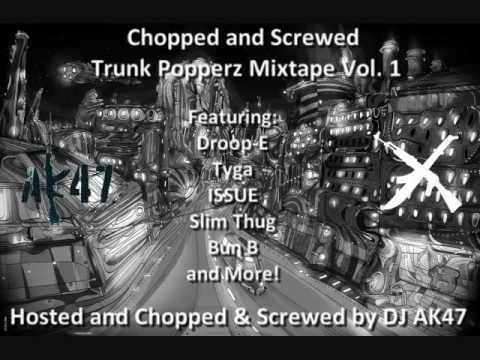 07 Juelz Santana - Oh Yes Chopped and Screwed by DJ AK47