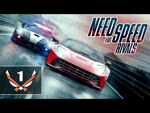 Need for Speed Rivals Official EA Site
