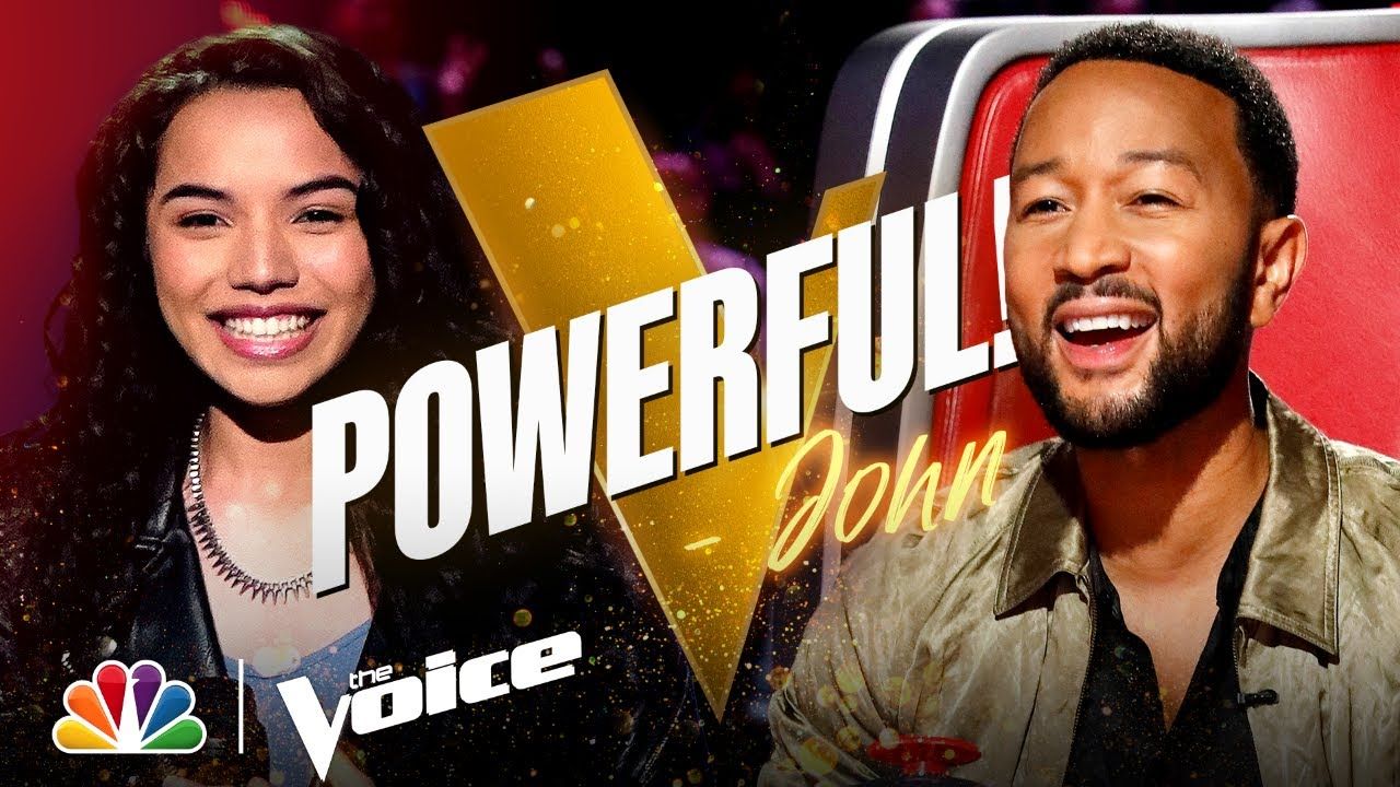 """Download Teenager Keilah Grace Performs INXS' """"Never Tear Us Apart""""   The Voice Blind Auditions 2021"""