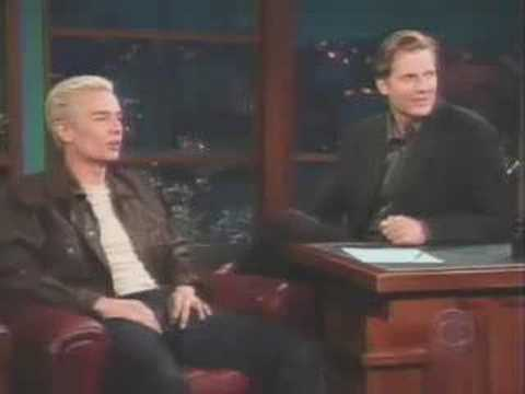 James Marsters on Late Late