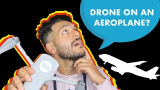 How to carry DRONE on Airplane/Flights 2021 | How I legally got permission to fly drone in Maldives
