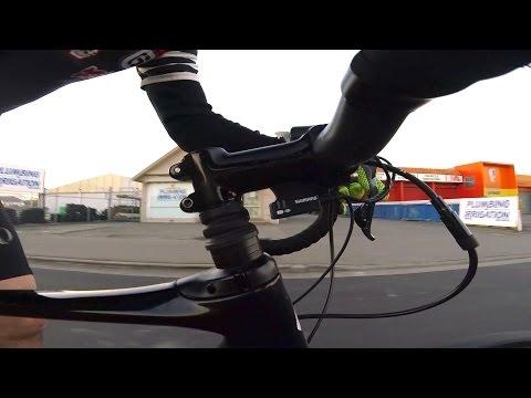 Testing the Roubaix's new Future Shock