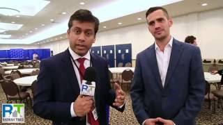 Dr. Craig Considine talks about his experience at Ahmadiyya Convention