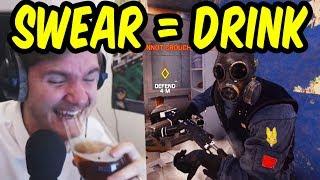 THIS RULE BROKE ME - Rainbow Six Siege Drinking Game Part 2