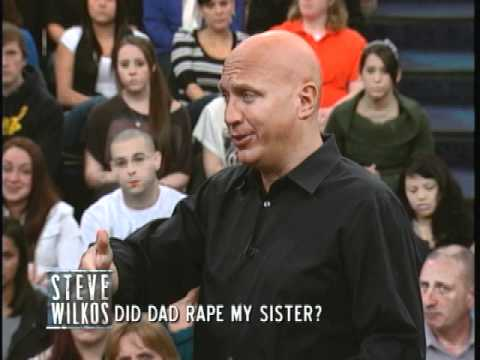 Download Did Dad Rape My Sister? | The Steve Wilkos Show