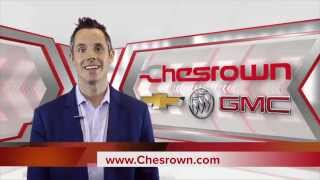 Welcome to Chesrown Chevy Buick GMC - New Cars Columbus Ohio!