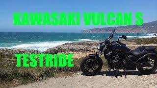 Kawasaki Vulcan S Review and Testride