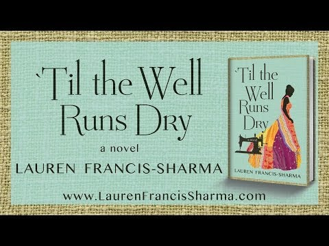 Lauren Francis-Sharma, author of 'Til the Well Runs Dry