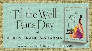 Lauren Francis-Sharma, author of 'Til the Well Runs Dry