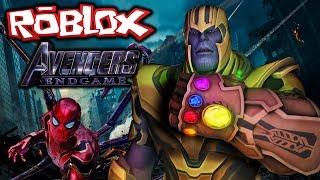 DAS ENDSPIEL IST DA! | Avengers Endspiel | EP 1 (Roblox Avengers Rollenspiel)