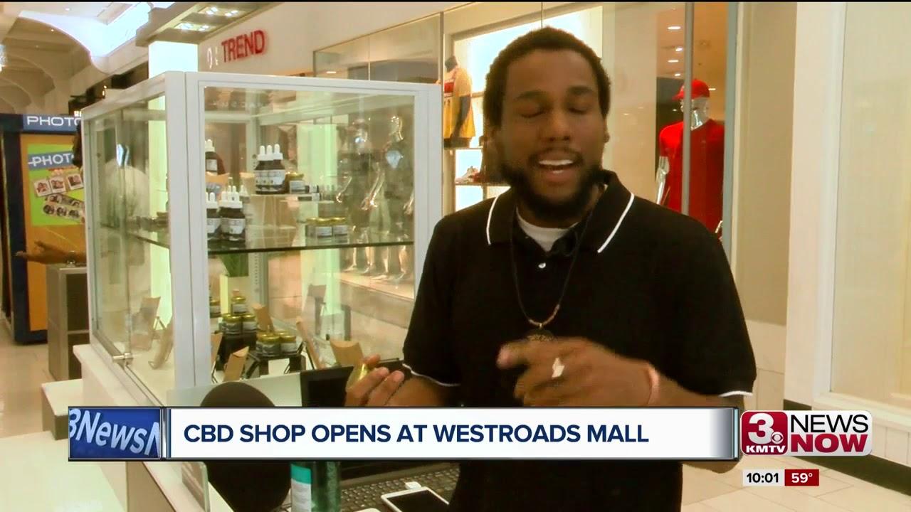 CBD Store Comes to Westroads Mall