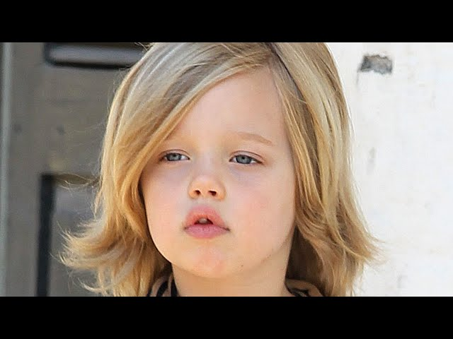 Shiloh Jolie-Pitt Doesn\'t Look Like This Anymore